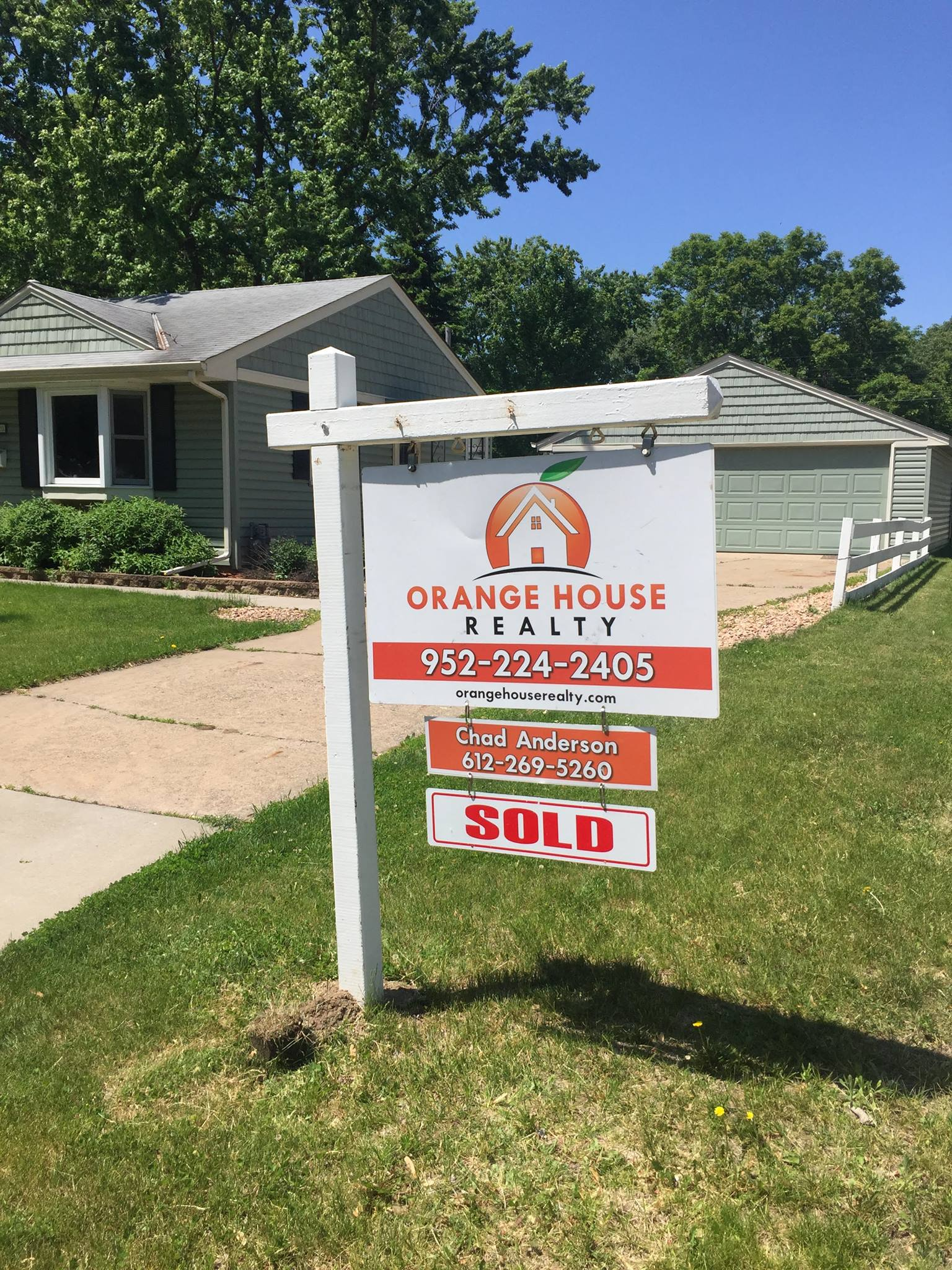 SOLD with Orange House Realty